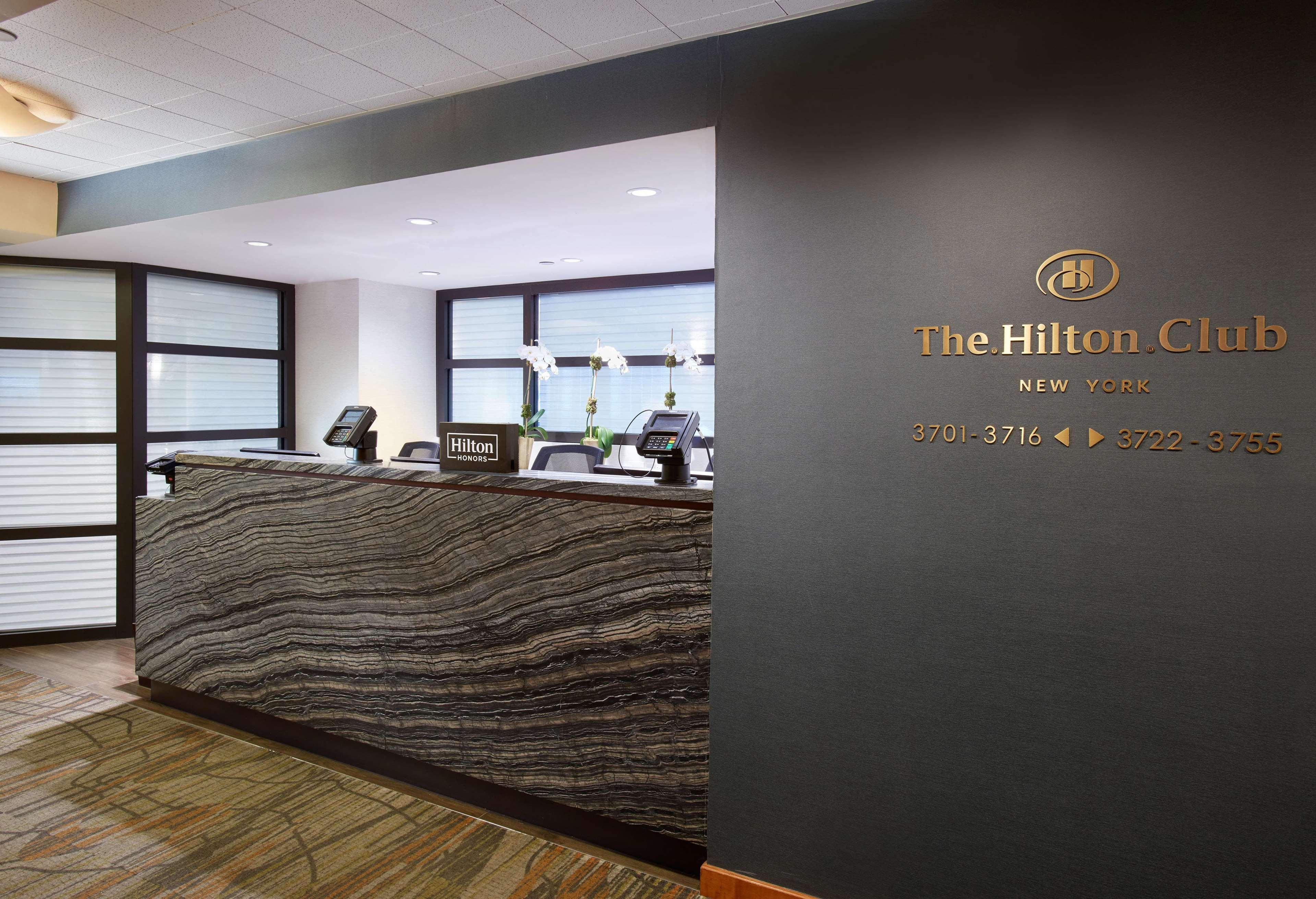 The Hilton Club - New York