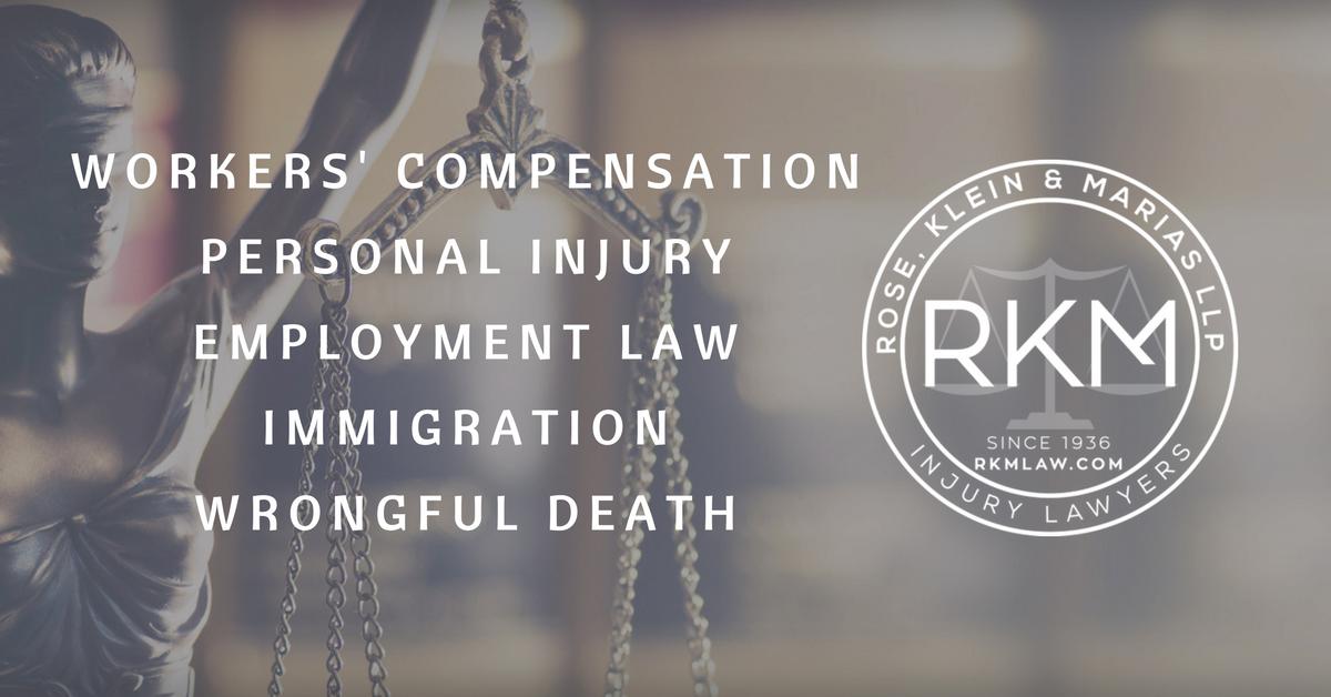 Rose, Klein & Marias LLP - Injury Lawyers image 0