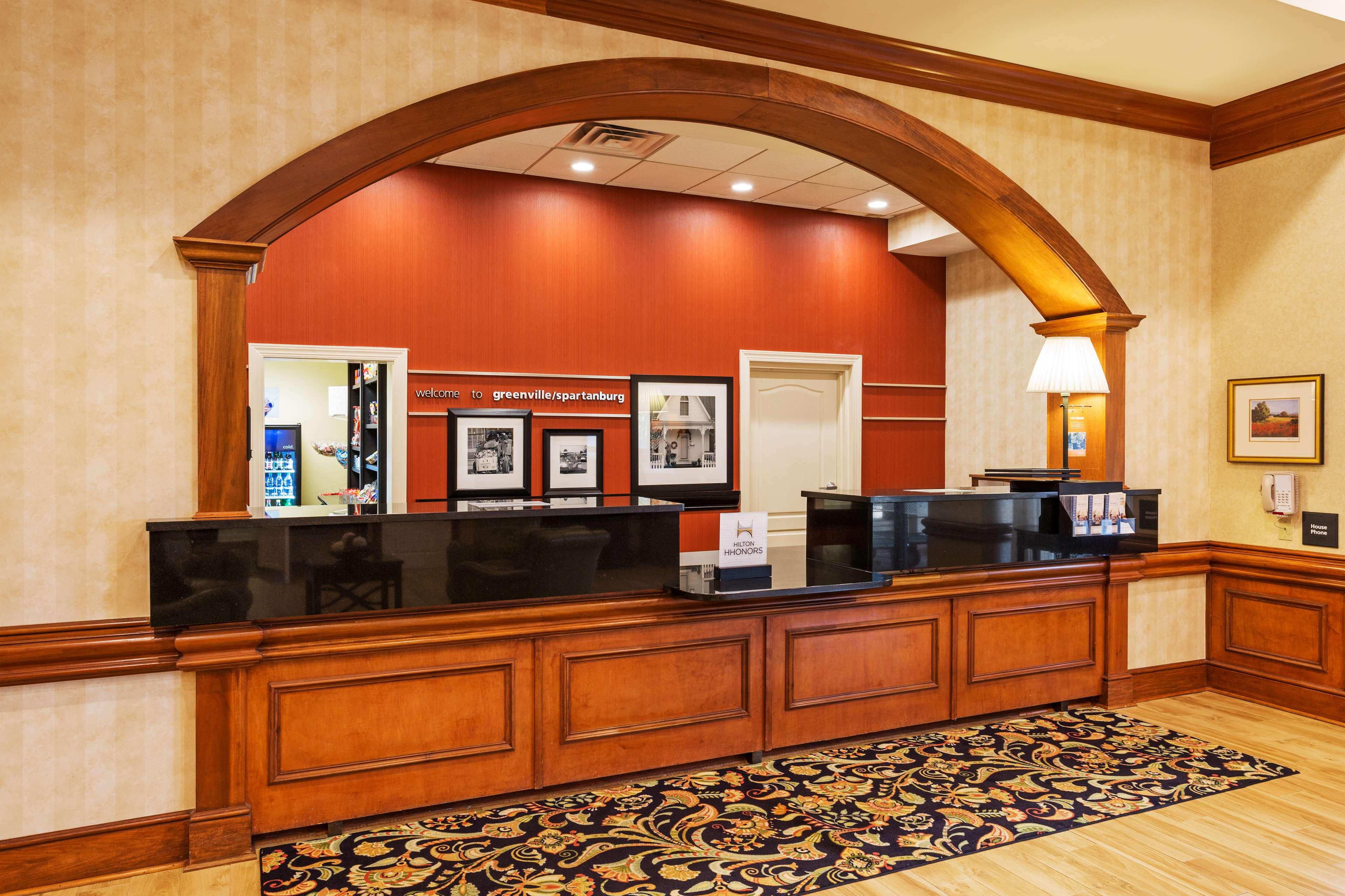 Hampton Inn & Suites Greenville/Spartanburg I-85 image 4
