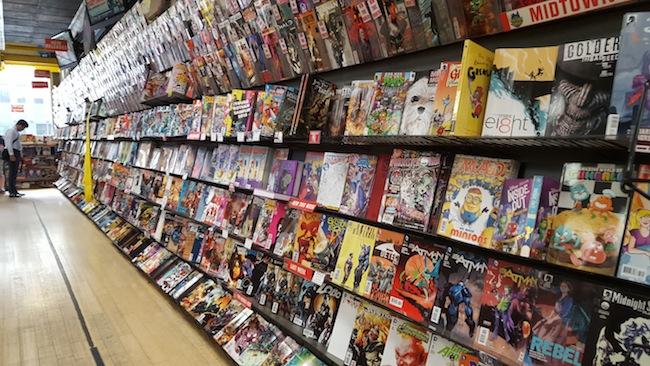 A+ Comics & Collectibles