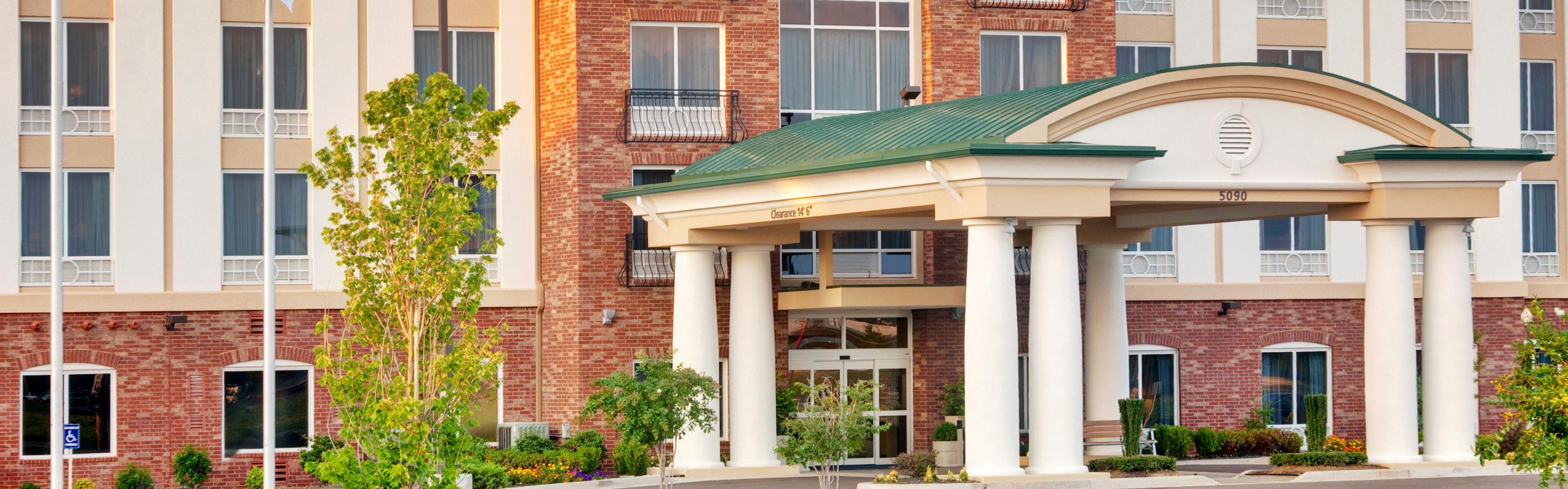 Holiday Inn Express Millington-Memphis Area image 0