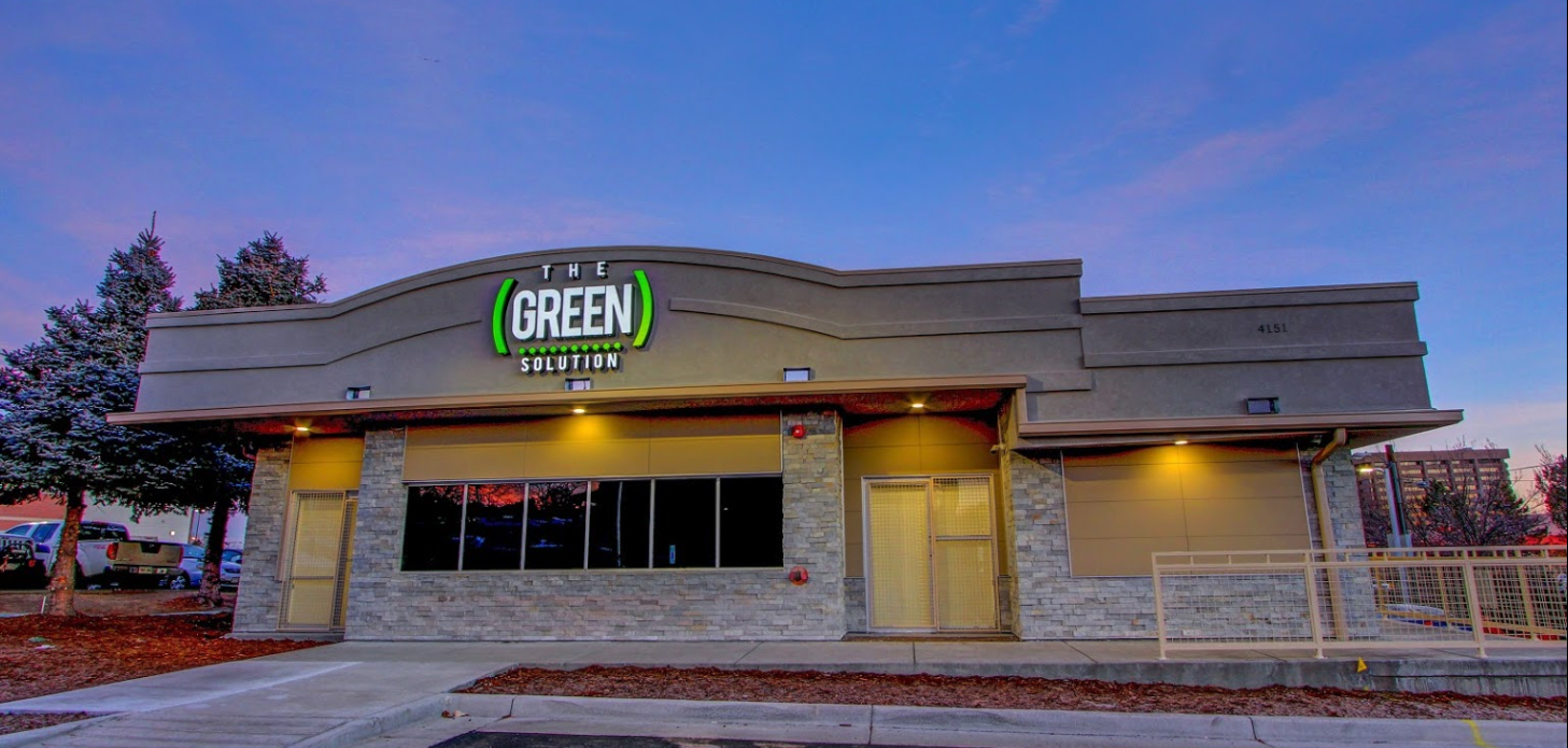 The Green Solution Recreational Marijuana Dispensary image 5