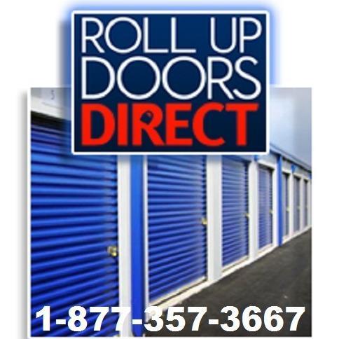 Roll Up  Doors Direct