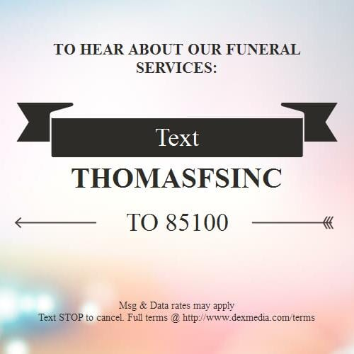 Thomas Funeral Service, Inc. image 0