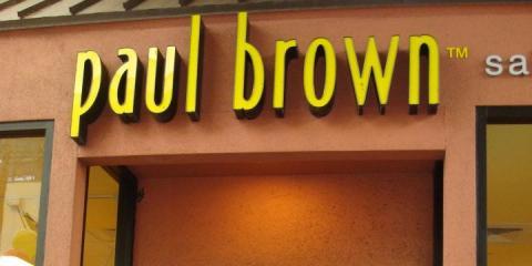Paul Brown Salon & Day Spa image 0