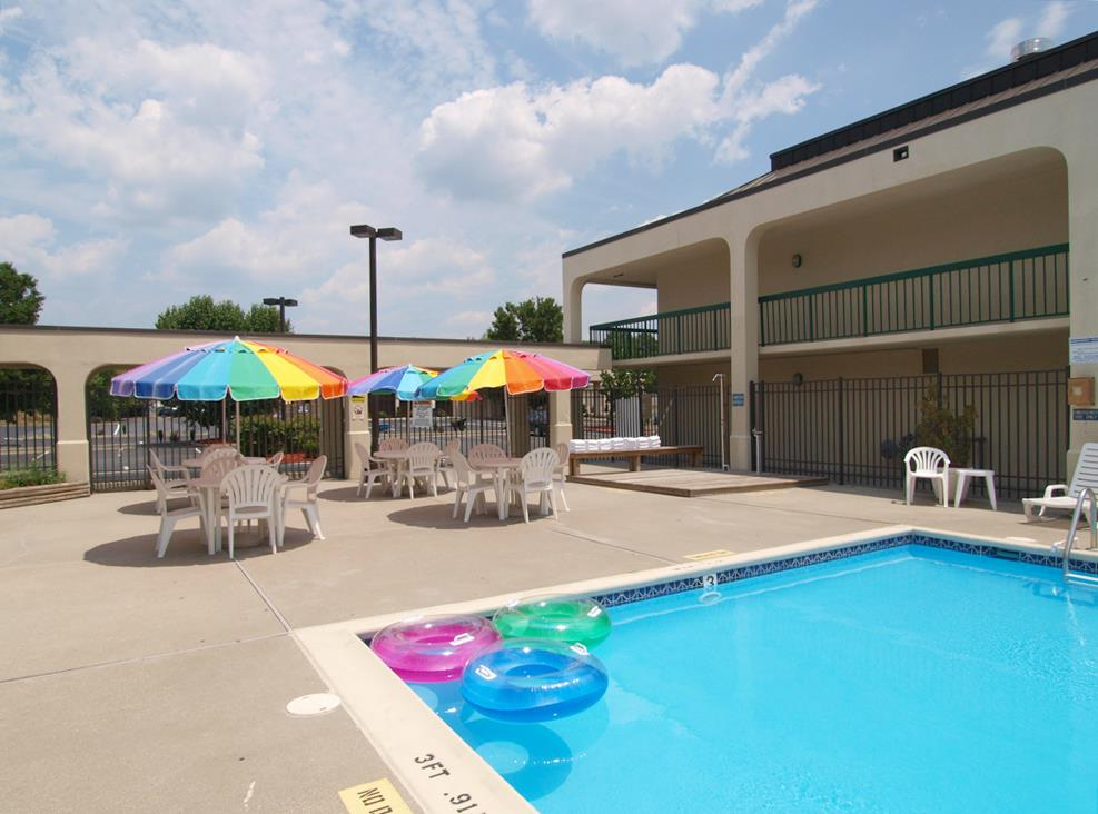 Best Western Salisbury Plaza - Salisbury, MD - Business Page