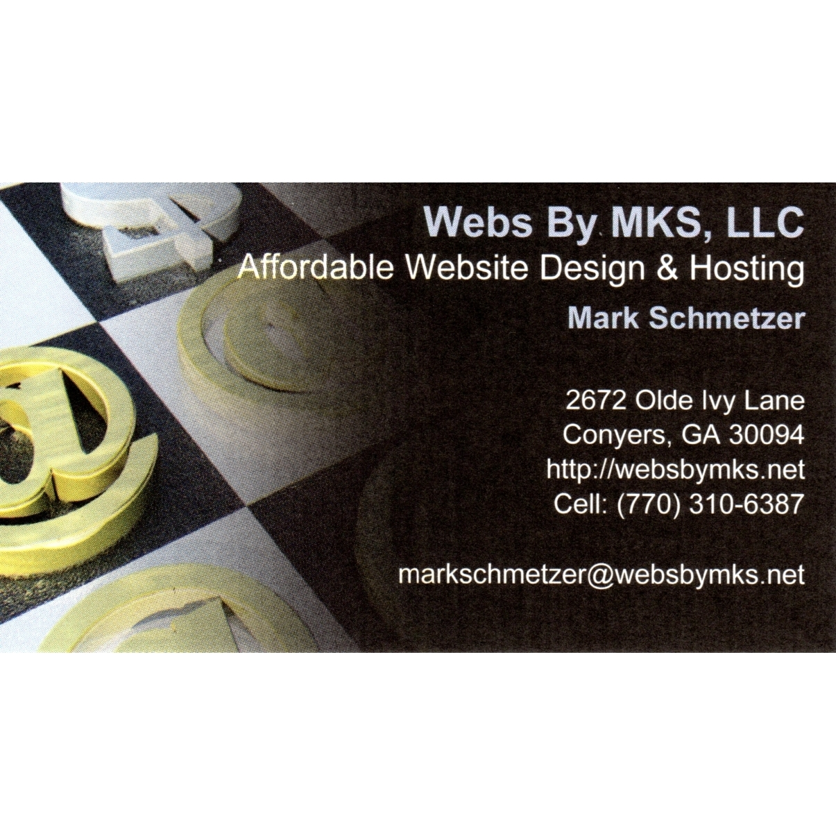 Webs by MKS, LLC image 1