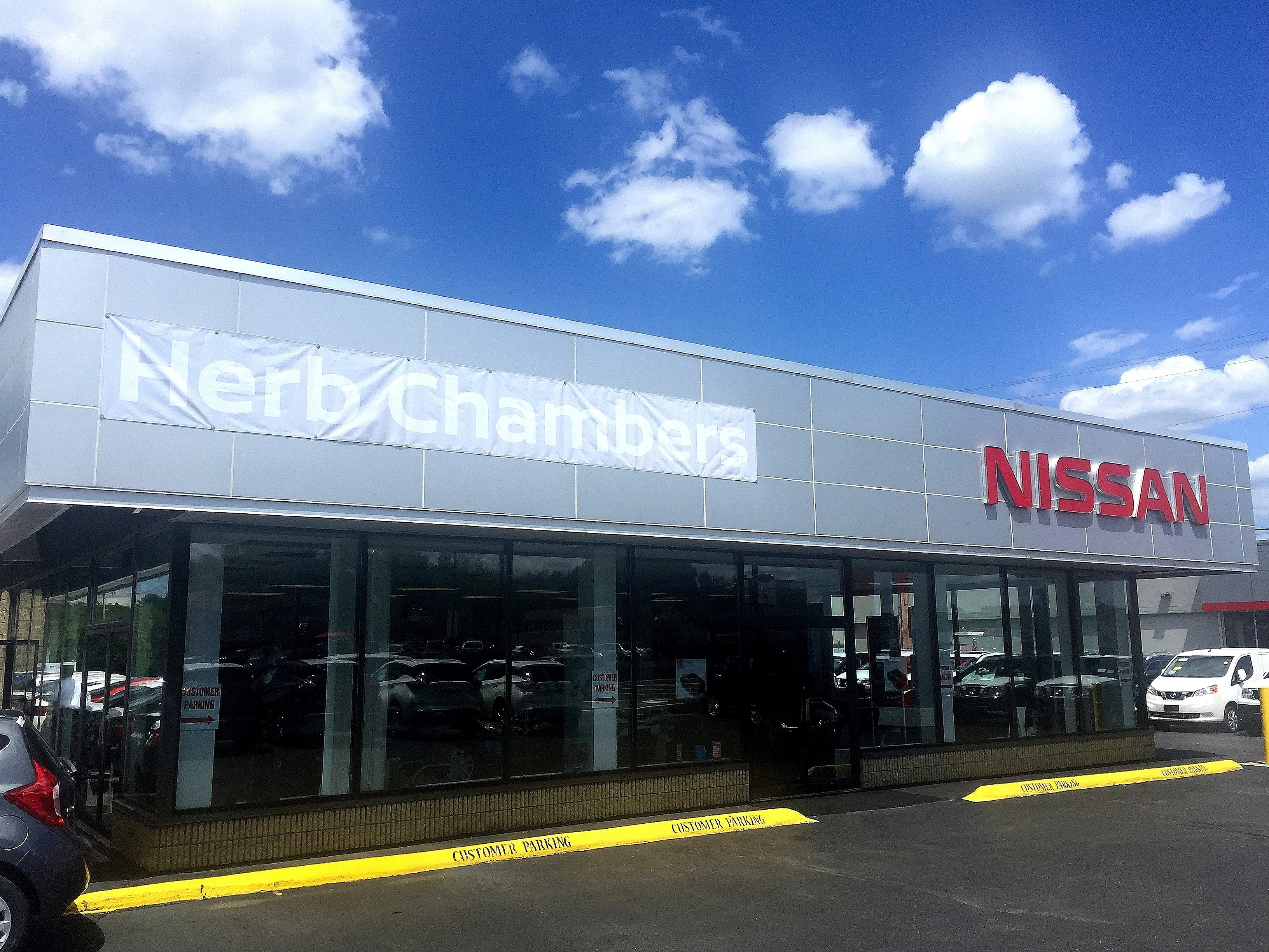 Herb Chambers Nissan of Westborough - Westborough, MA