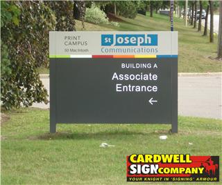 Cardwell Sign à Barrie