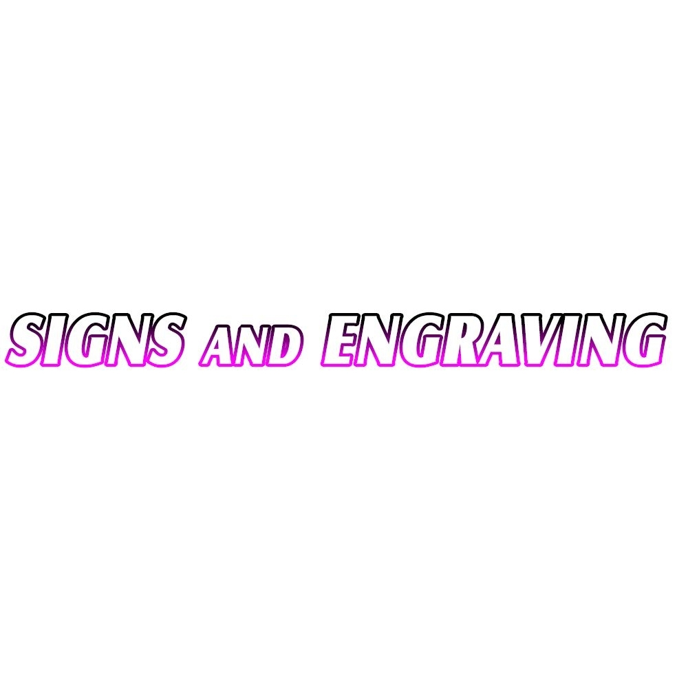 Signs And Engraving
