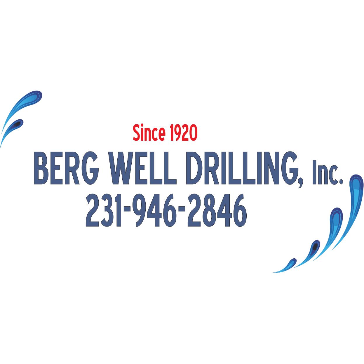 Berg Well Drilling