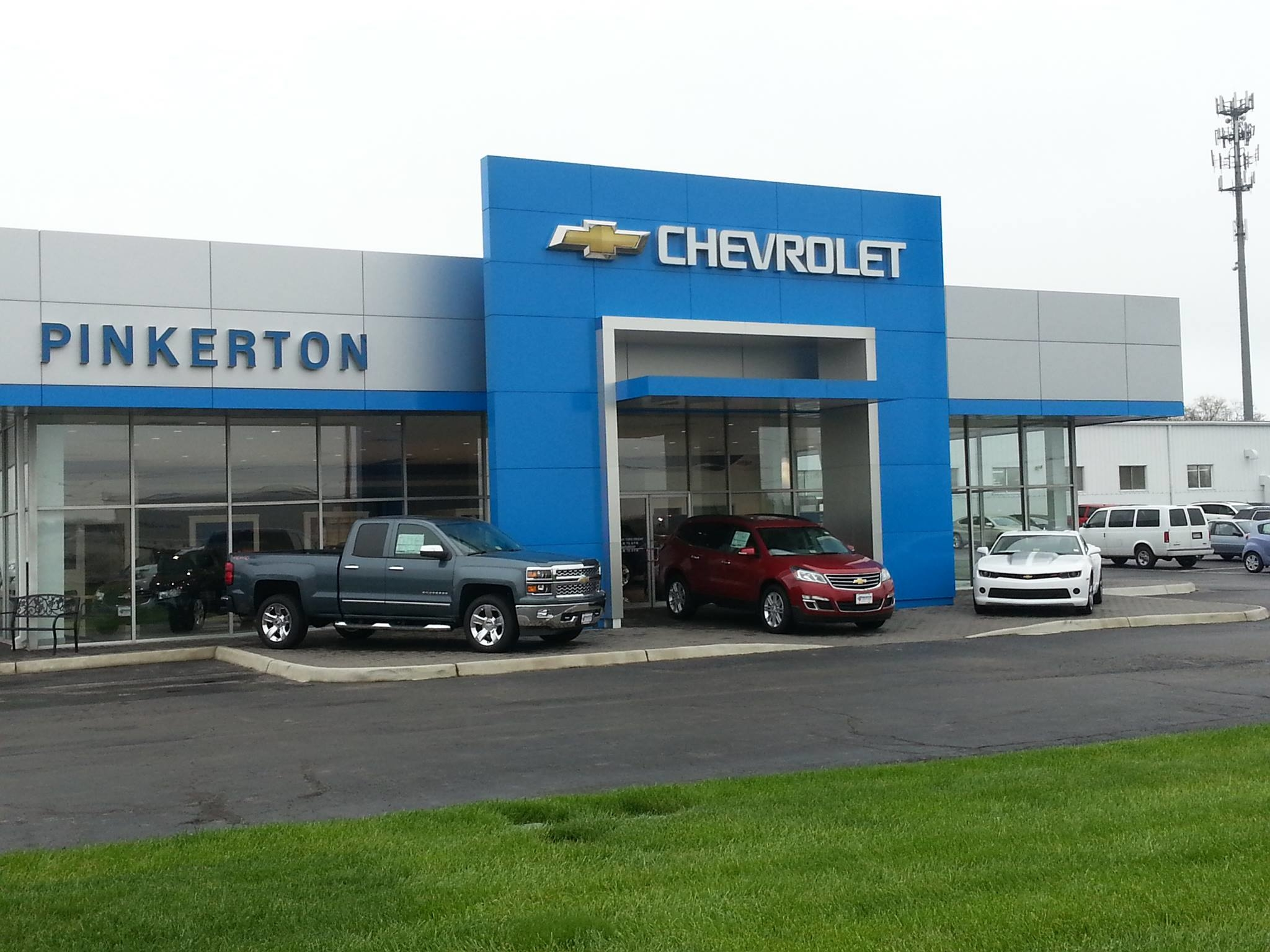 Pinkerton Chevrolet Coupons Near Me In Salem 8coupons