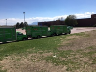 Doherty High School Fire - SERVPRO arrived to help with this large loss in Colorado Springs, CO