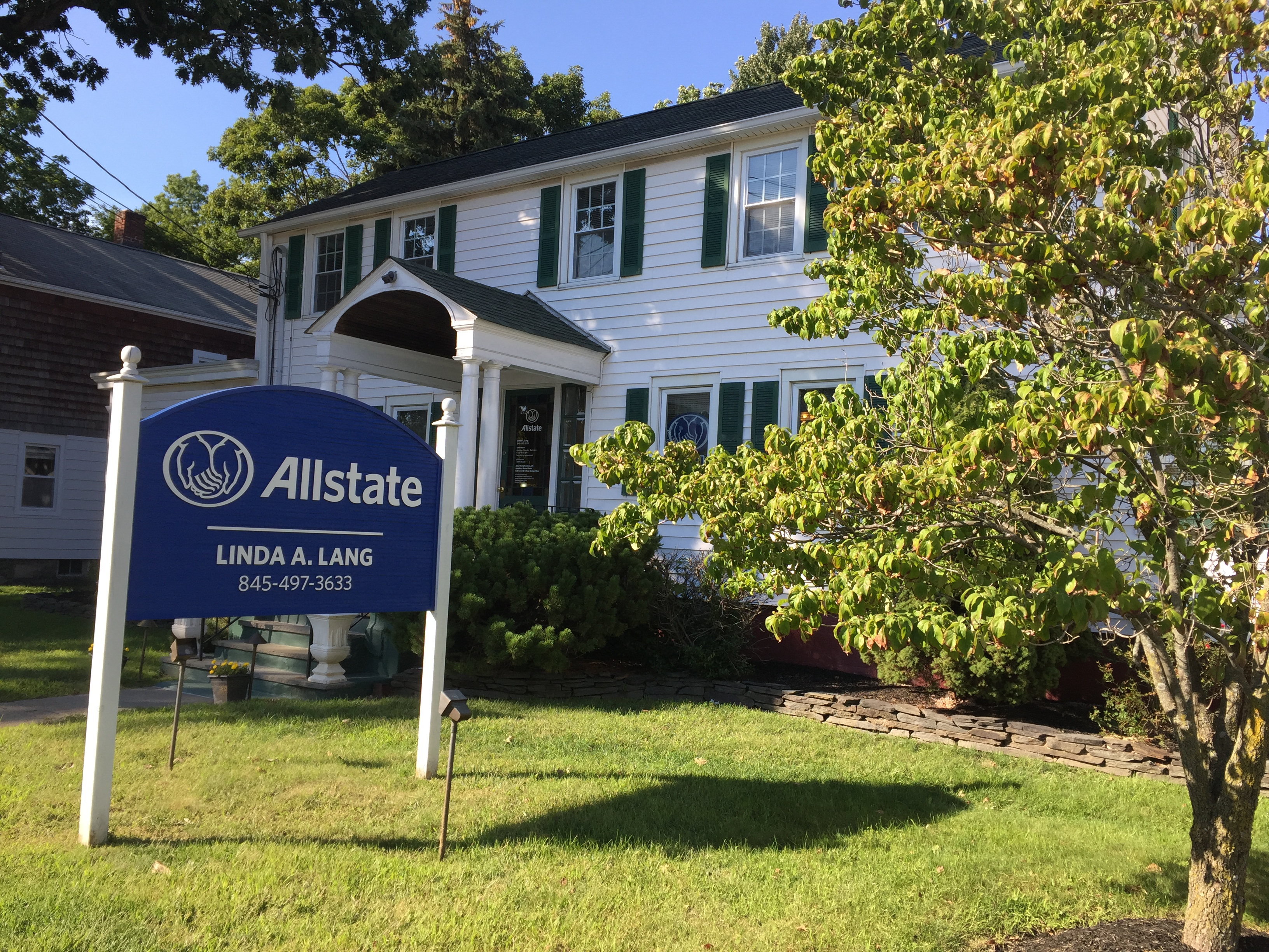 Allstate insurance agent linda lang 19 goshen ave washingtonville ny allstate mapquest