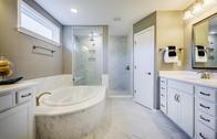 Spa-like Owner's Baths