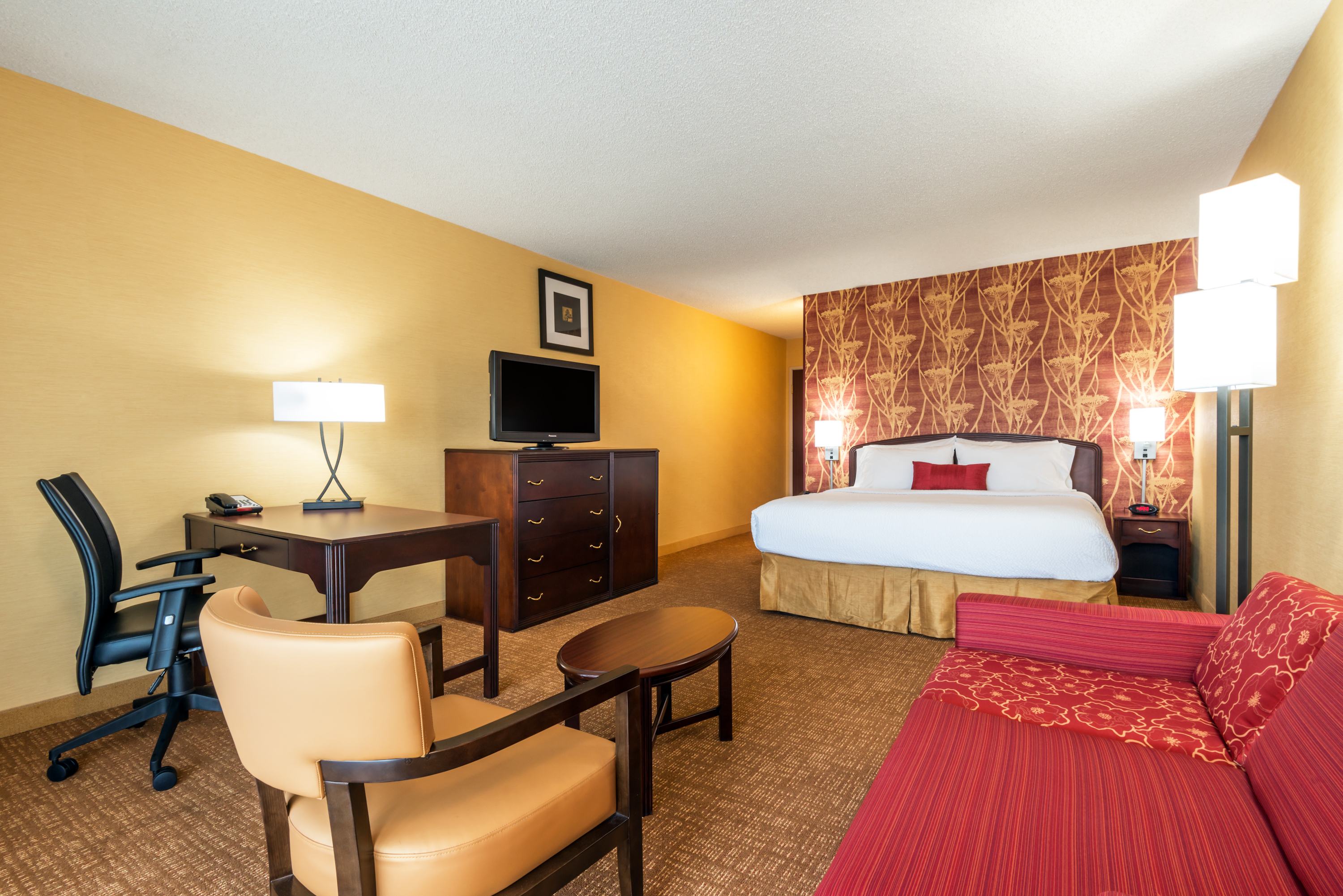 Courtyard by Marriott Salt Lake City Airport image 8