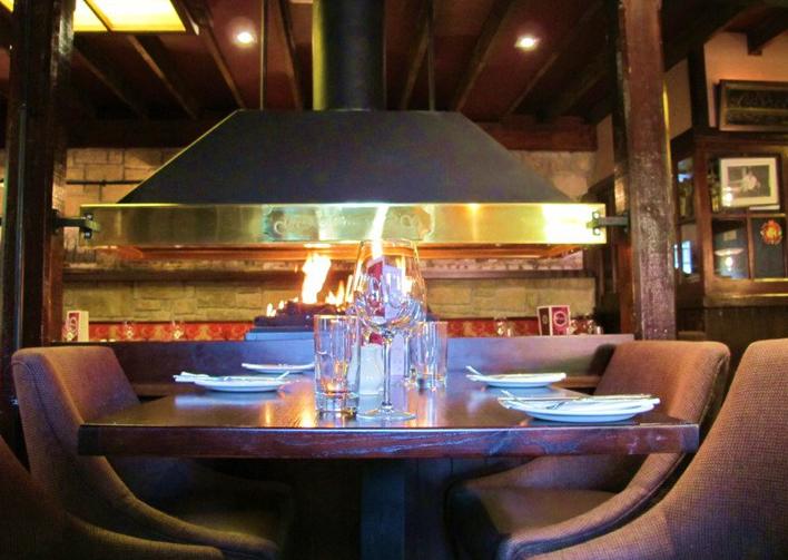 Goosers bar restaurant in killaloe restaurants gpi ie
