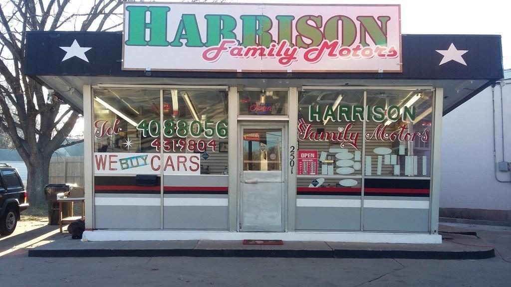 Harrison Family Motors image 0