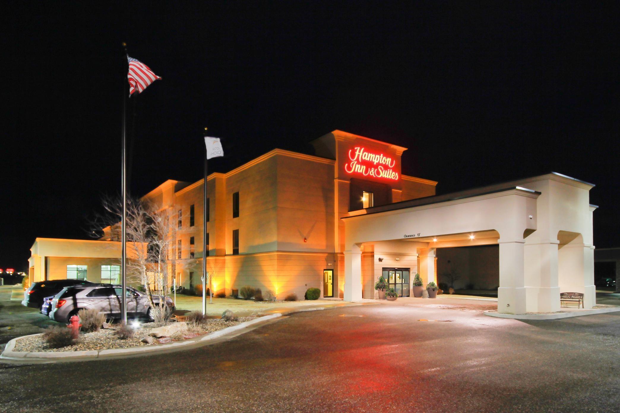 Hampton Inn & Suites Alexandria image 38