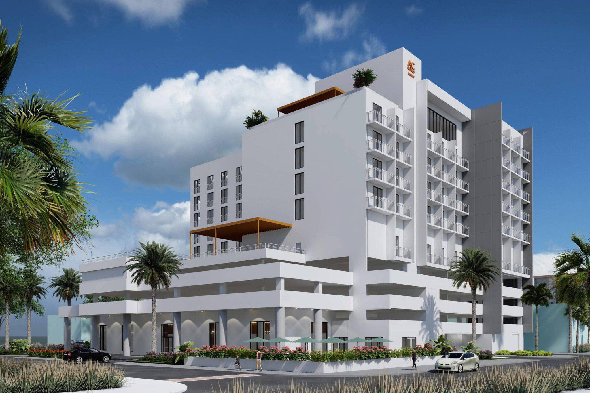AC Hotel by Marriott Clearwater Beach