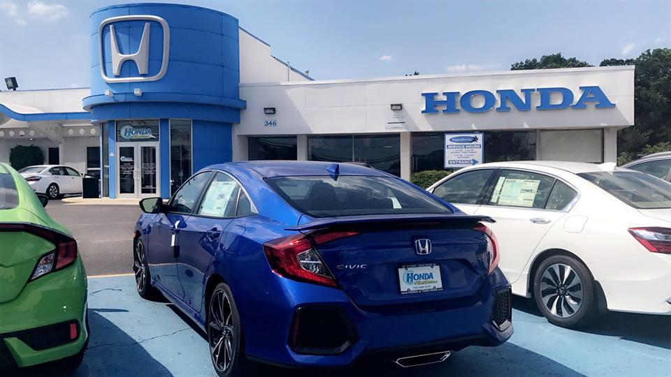 Honda of Toms River at 346 Route 37 East, Toms River, NJ on Fave
