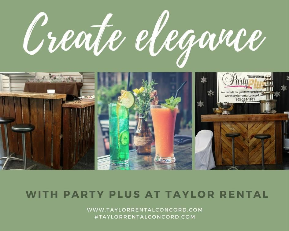 Taylor Rental Center & Party Plus 231 S Main St Concord, NH