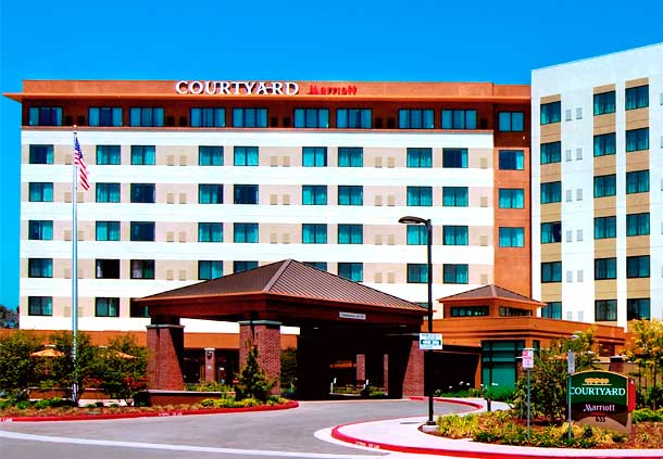 Courtyard by Marriott San Jose Campbell image 1