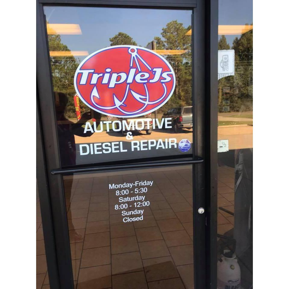Triple J Auto  and  Diesel Engine Repair
