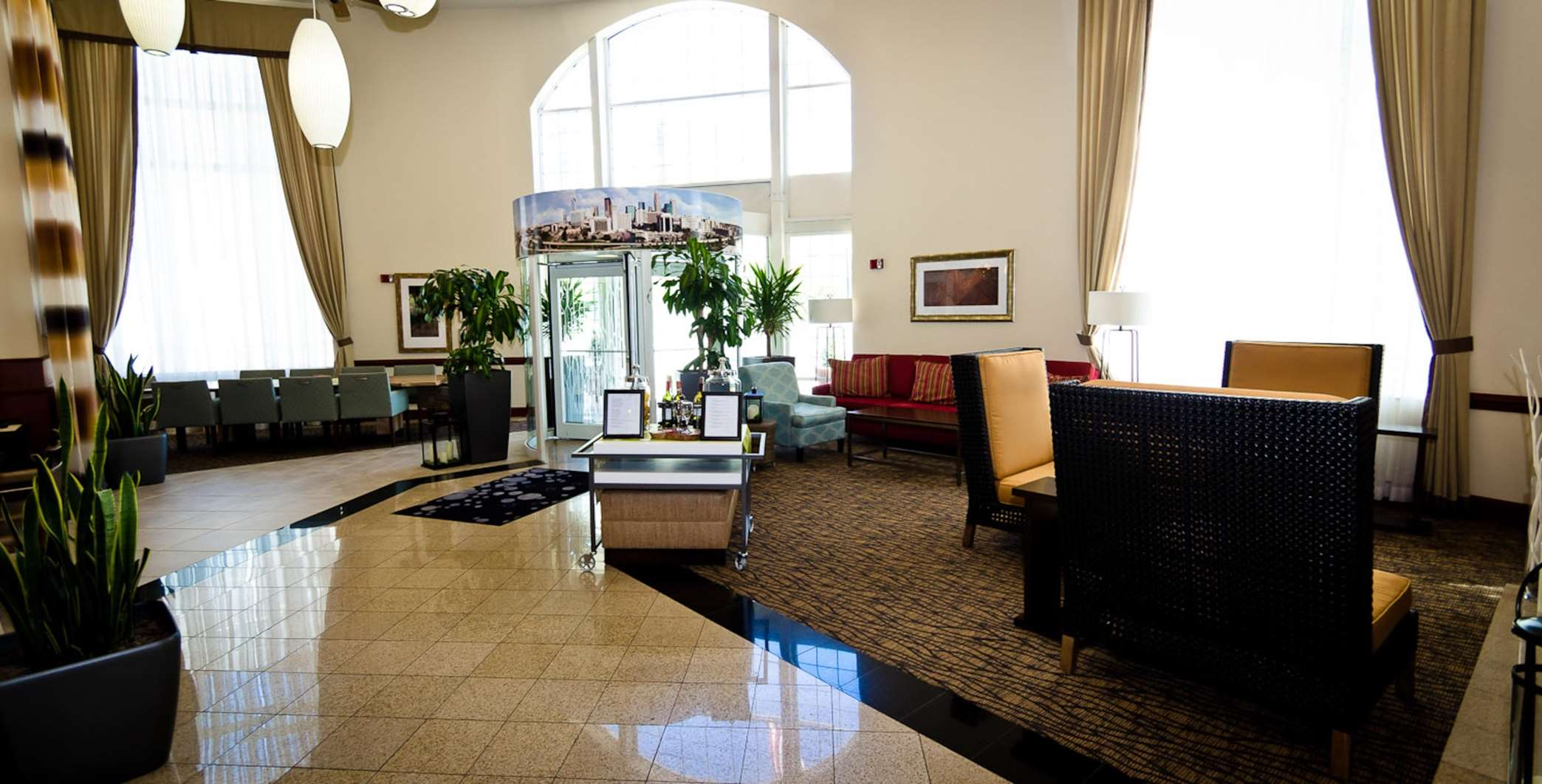 Hilton Garden Inn Charlotte Uptown At 508 E Martin Luther King Jr Blvd Charlotte Nc On Fave