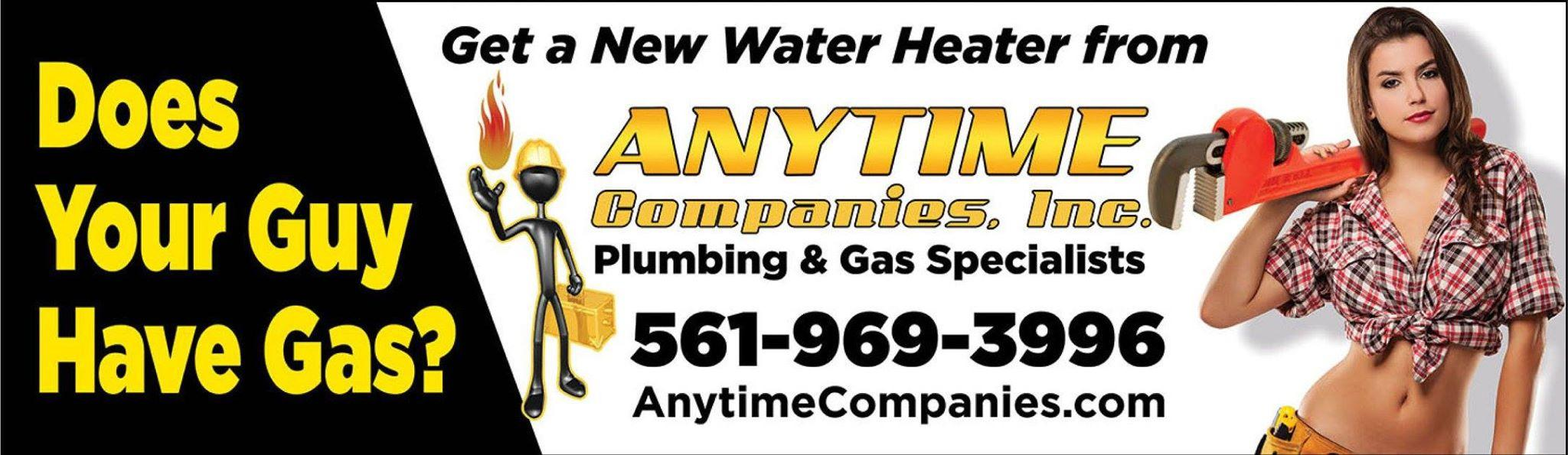 Anytime Plumbing and Gas Services, Inc. image 11