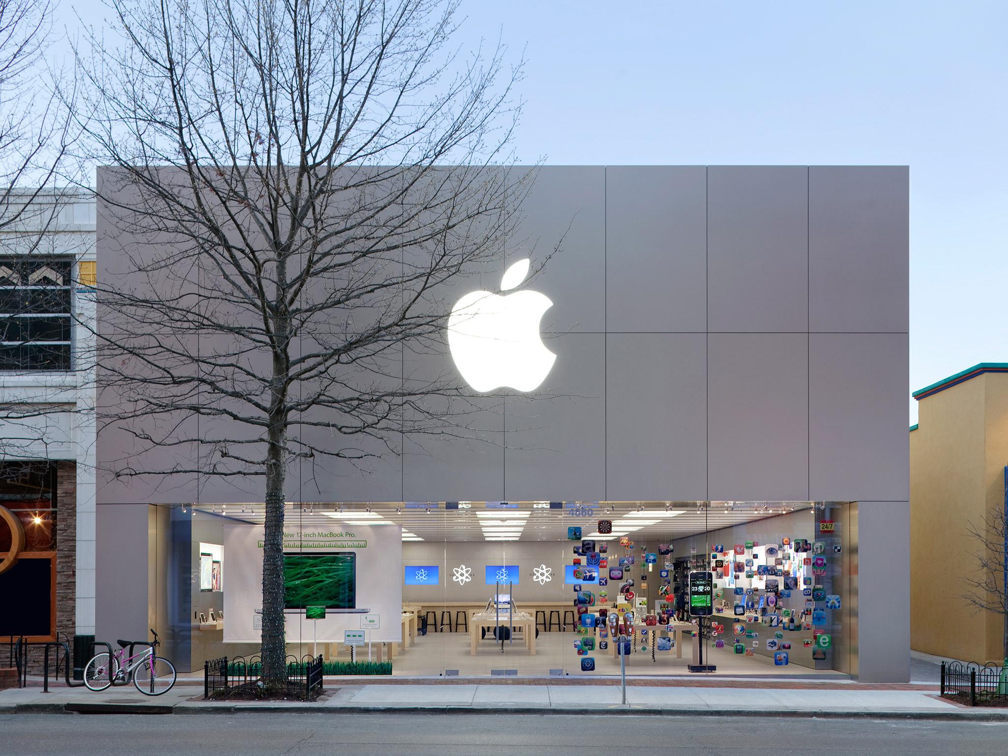 Apple Bethesda Row