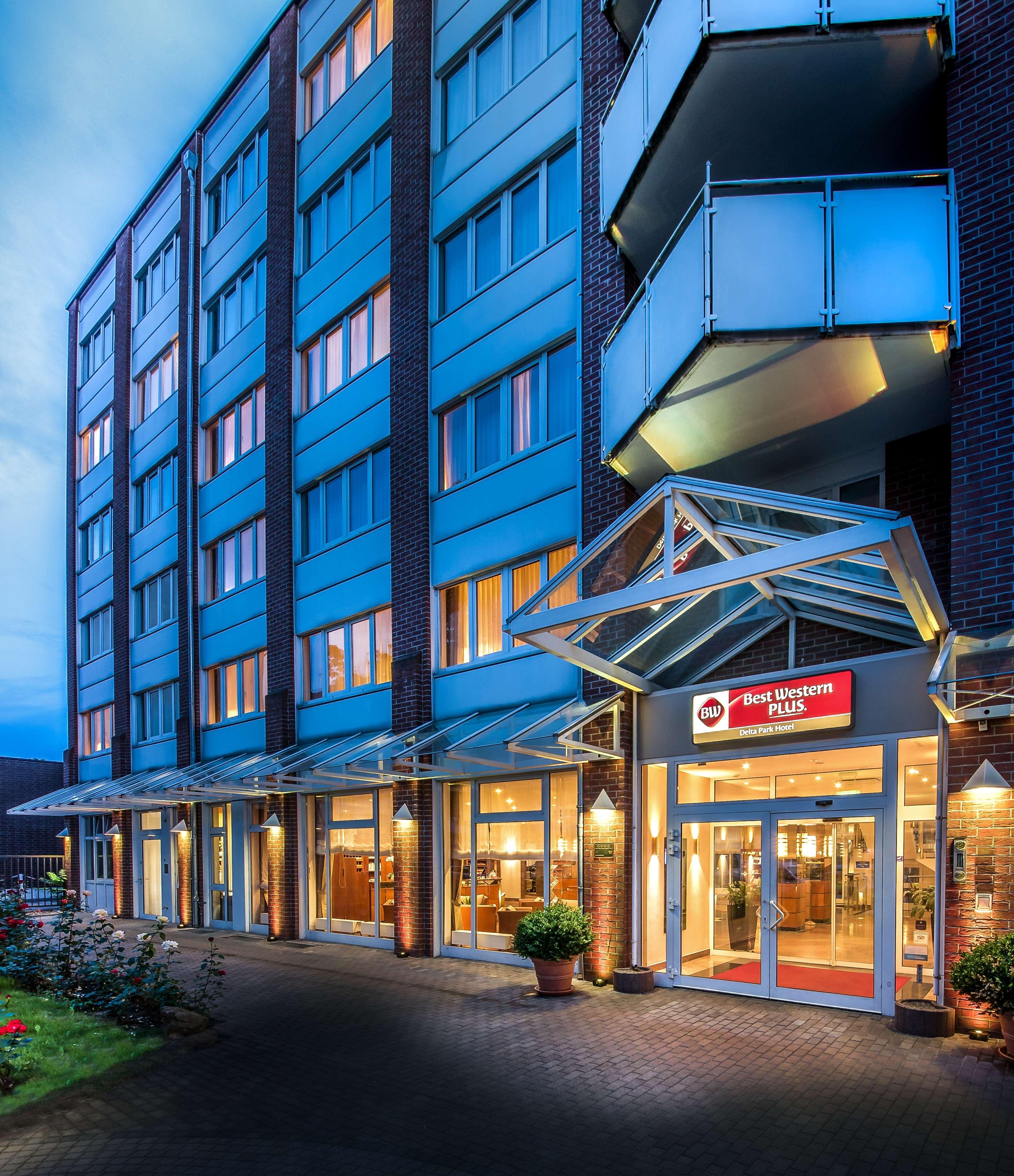 Best Western Plus Delta Park Hotel, Keplerstrasse 24 in Mannheim