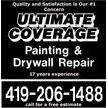 Ultimate Coverage Painting and Drywall Repair