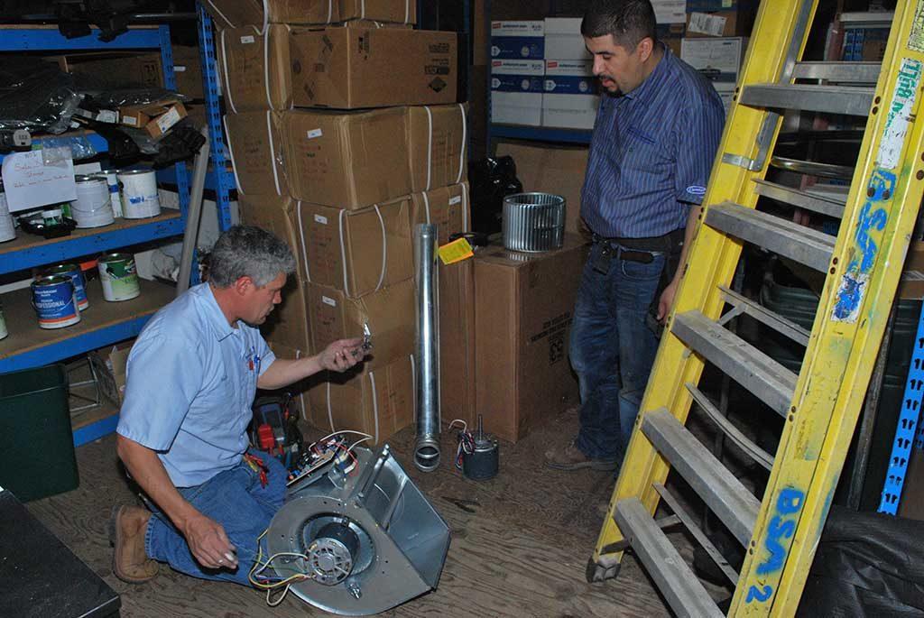 Bogner Sheet Metal Heating & Air Conditioning image 1