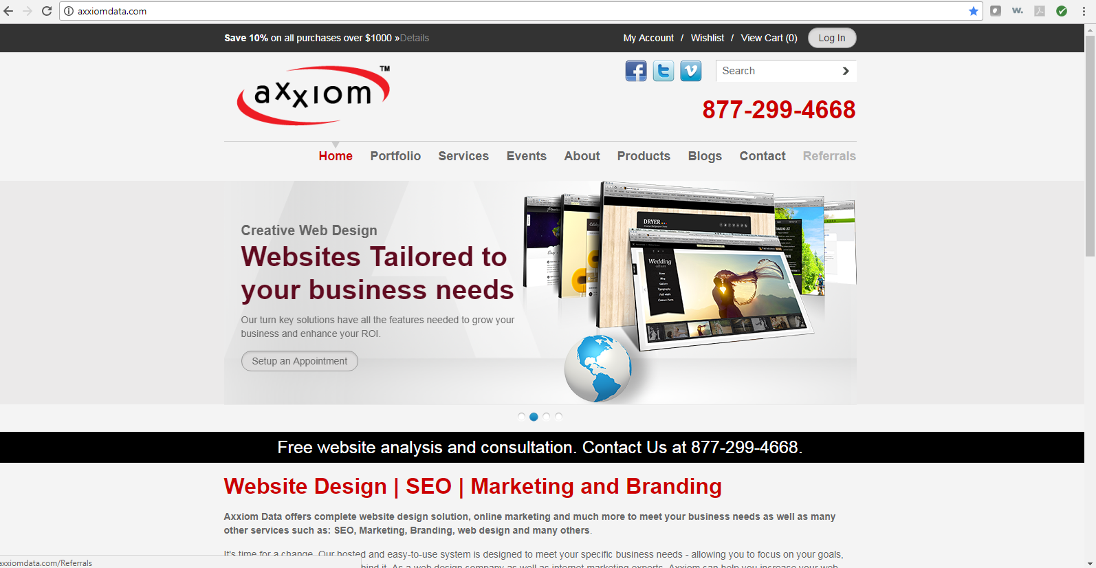 Axxiom Data Inc image 2