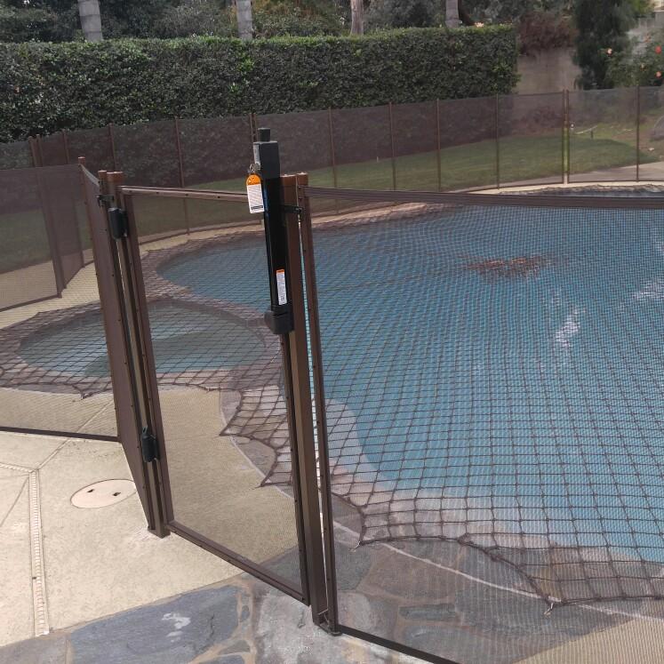 Nathans Pool Fence image 5