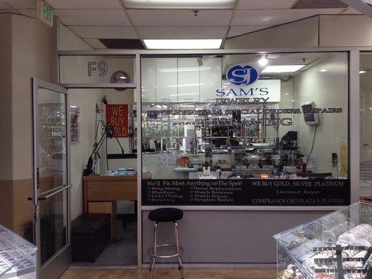 Sam's Jewelry & Watch Repairs image 20