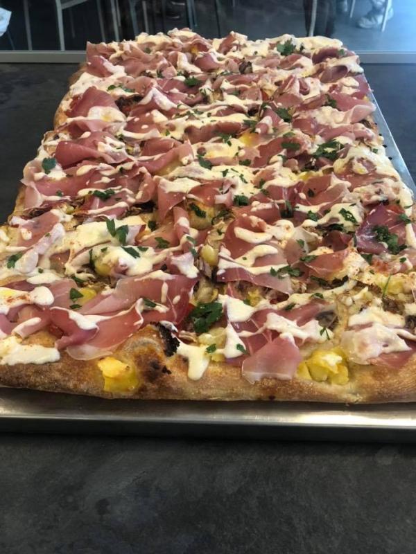 Gusto Pizzeria al Taglio, Tavola Calda, Rosticceria