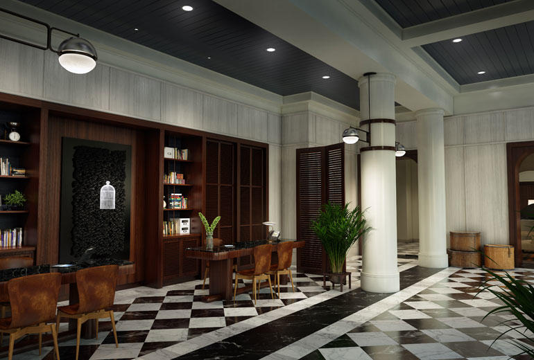 Perry Lane Hotel, a Luxury Collection Hotel, Savannah image 4