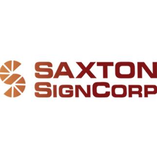 Saxton Sign Corp