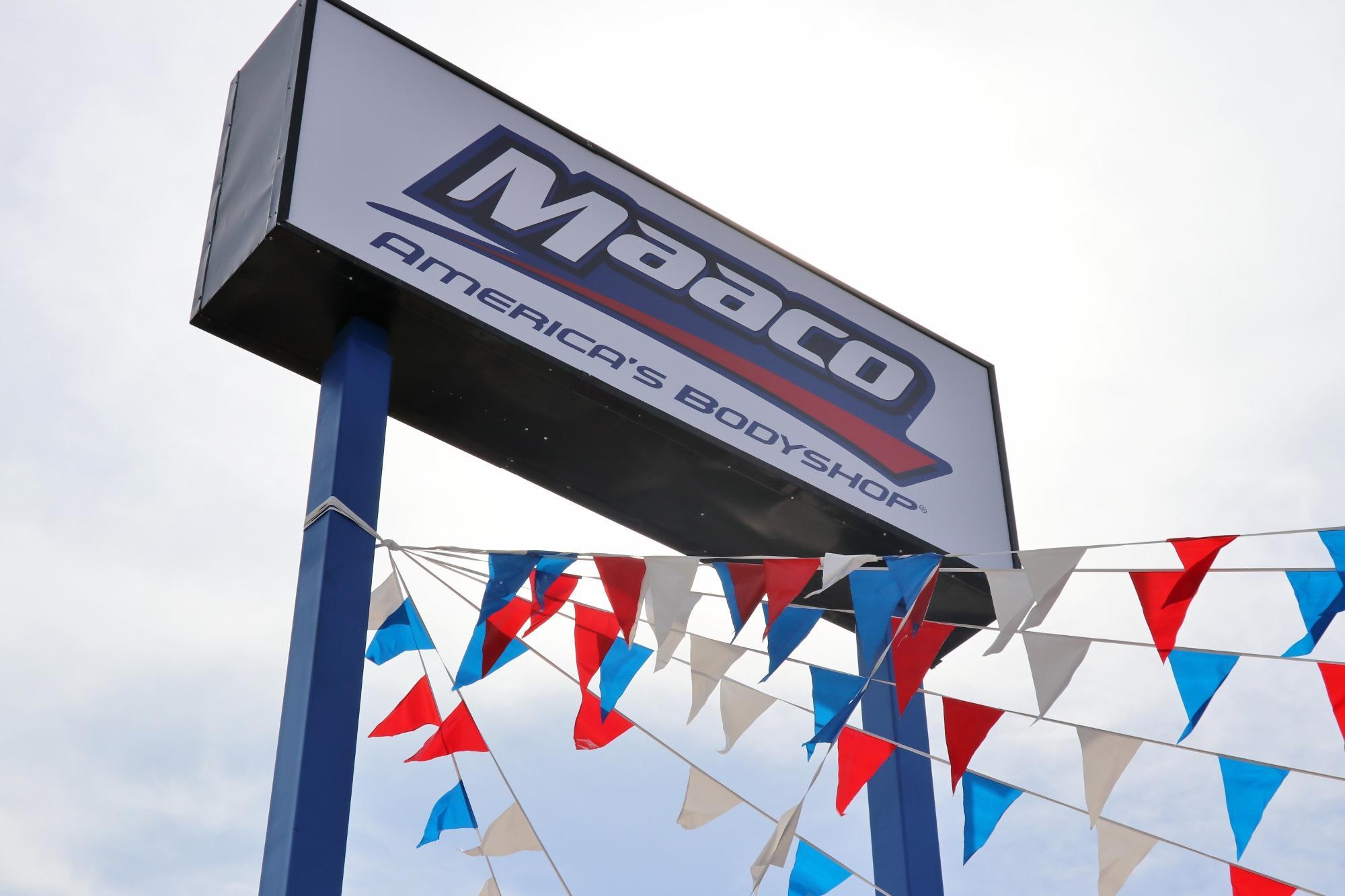 Maaco collision repair auto painting reviews dallas for Maaco paint reviews