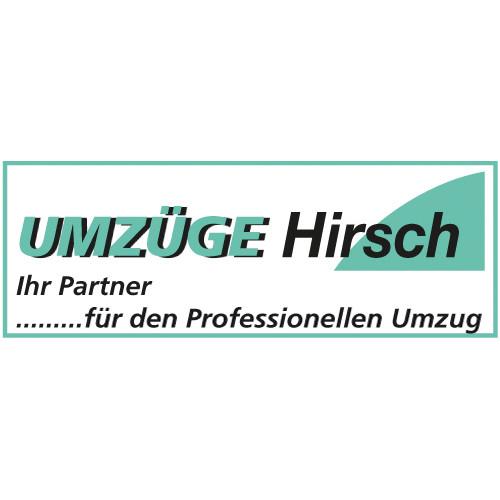 Logo von Umzüge-Spedition Hirsch