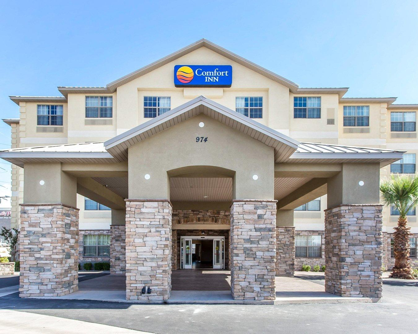 comfort inn saint george north reviews 974 north 2720 east saint george ut n49. Black Bedroom Furniture Sets. Home Design Ideas