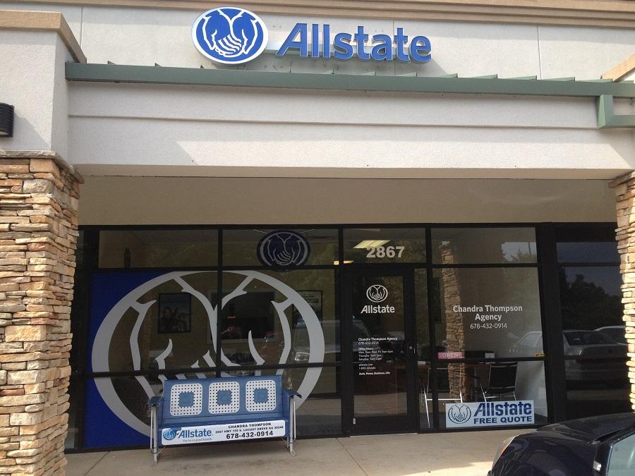 Chandra Thompson: Allstate Insurance image 1