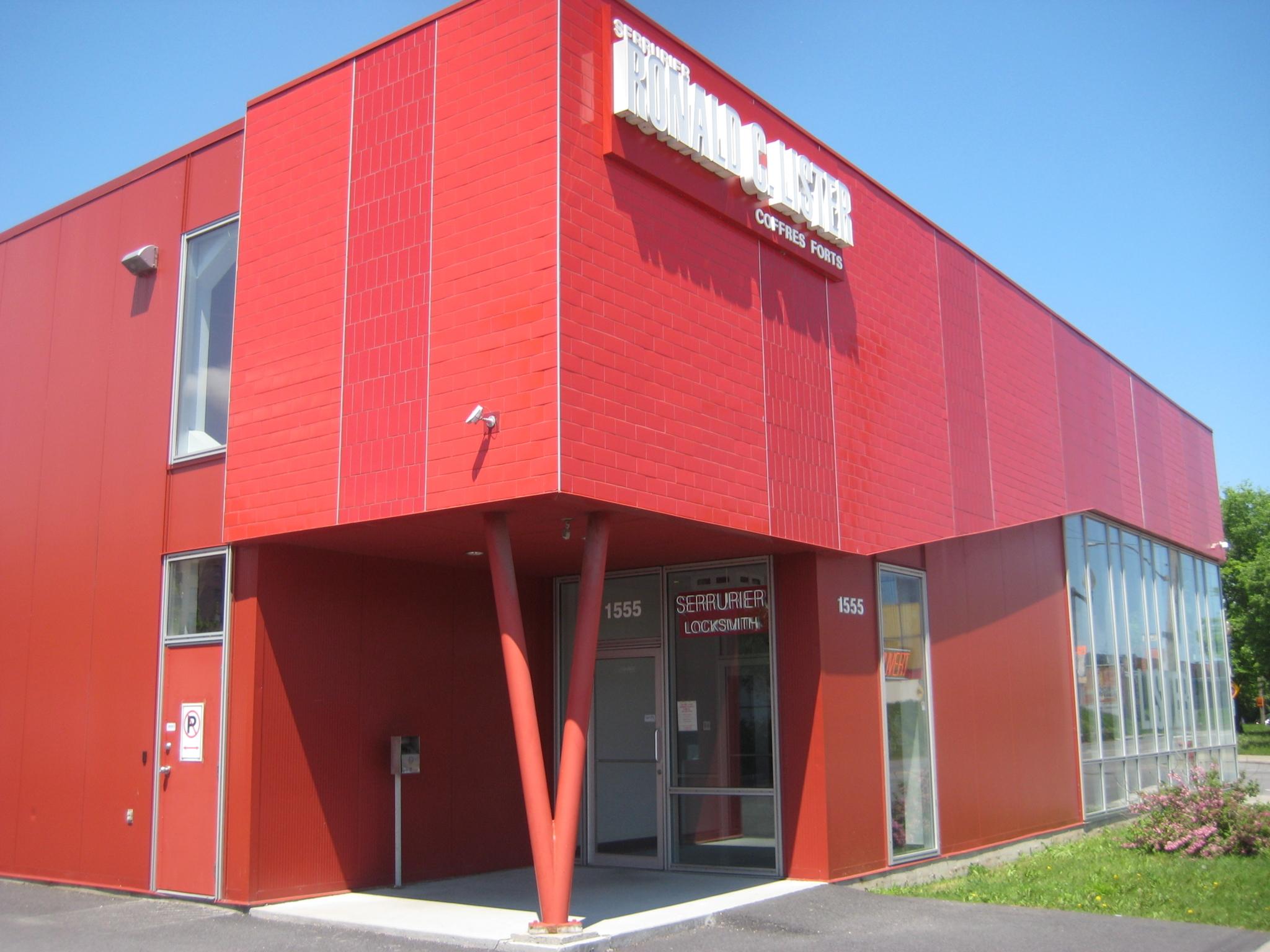 Lister Ronald C Canada Inc à Montréal