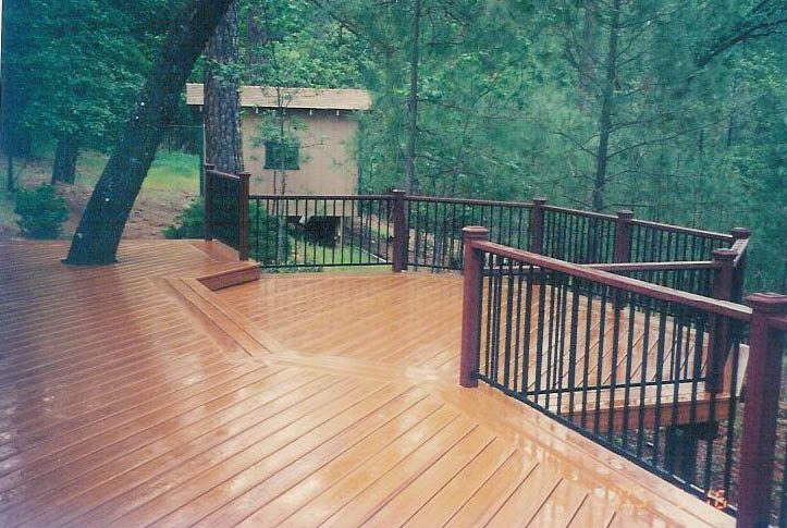 Petrie Fence and Deck image 1