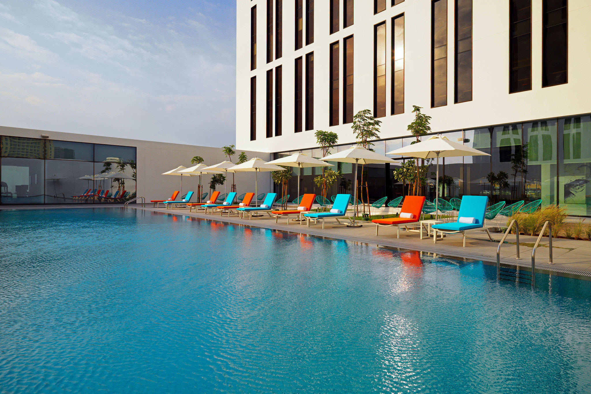 Aloft Me'aisam, Dubai