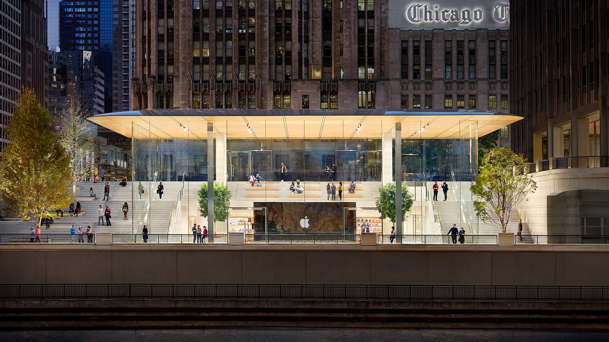 Apple Michigan Avenue image 0