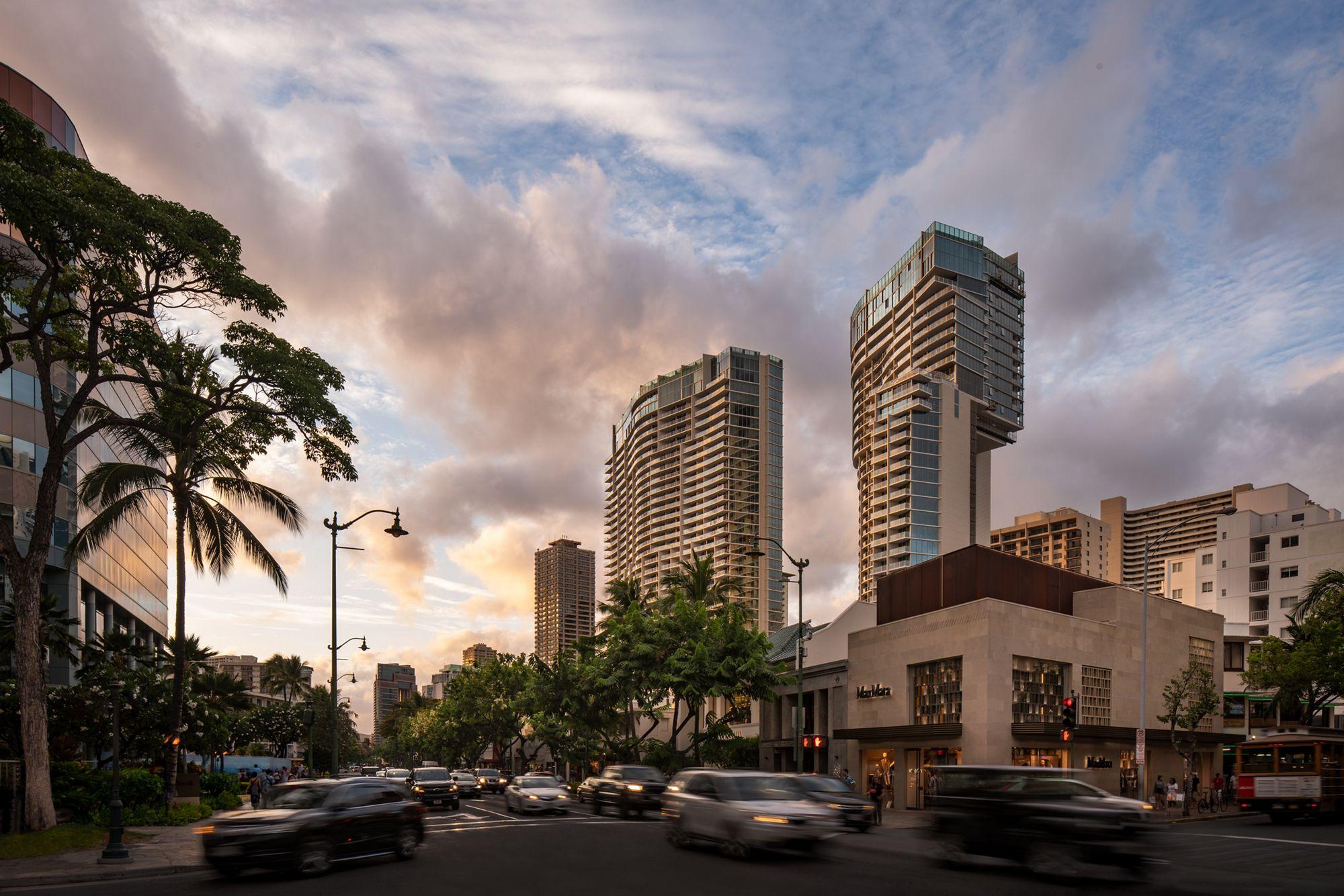 The Ritz-Carlton Residences, Waikiki Beach
