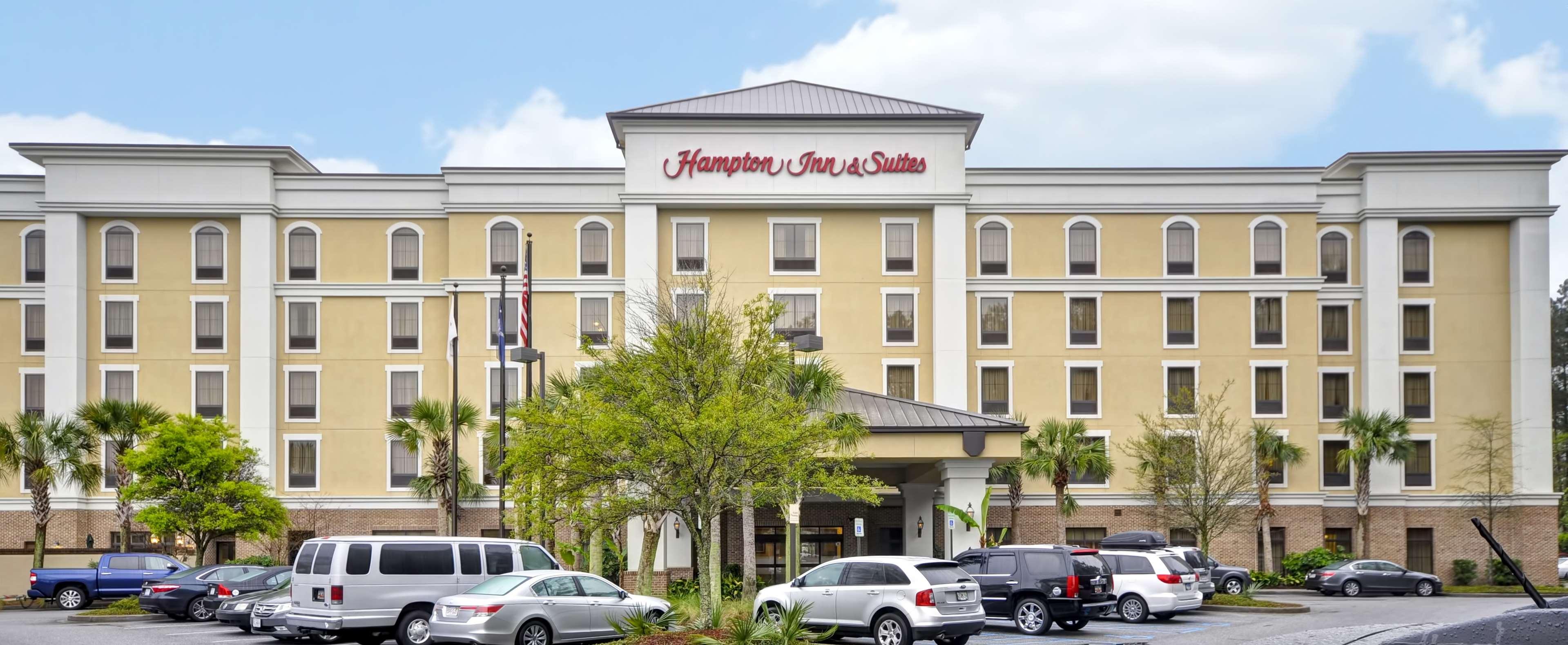 Hampton Inn & Suites North Charleston-University Blvd